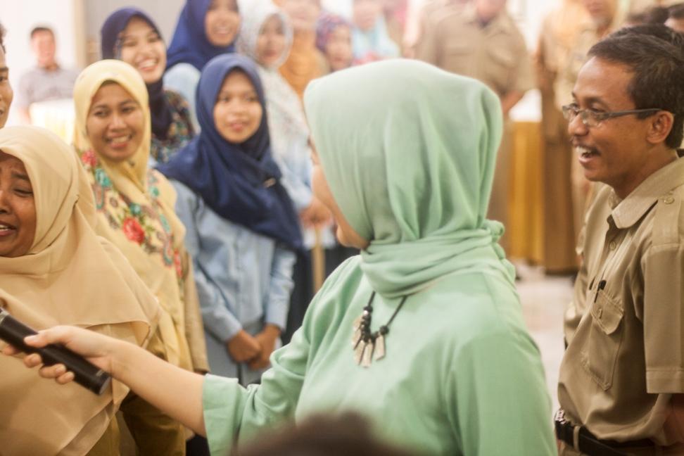 """Inginkan Perubahan Paradigma Belajar, SMP N 1 Wates Gelar Workshop """"Gerakan Sekolah Menyenangkan"""