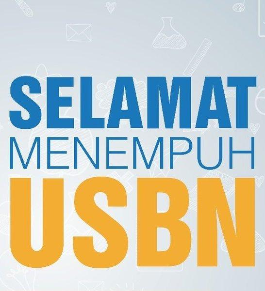Jadwal USBN SMP 2018