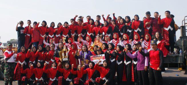 Hut TNI ke-73, Bahana Eka Tama Raih Juara II Piala Kodam IV Diponegoro