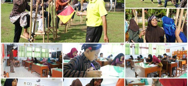 Guna Penguatan Pendidikan Karakter, Sekolah Tonjolkan Budaya Kemataraman Pada Kegiatan Porsenitas