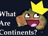 Harus Ngerti, Ini Perbedaan antara Benua & Pulau