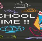 Masuk Sekolah Hari Pertama Tahun Pelajaran 2017/2018