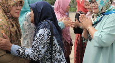 Syawalan & Silahturahmi Keluarga Besar SMP Negeri 1 Wates